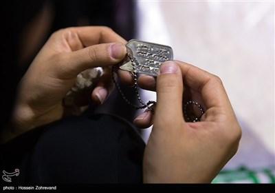 نخستین دیدار خانواده شهیدان رستمی و چیت سازان پس از 28 سال
