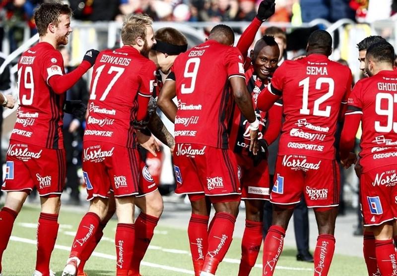 شانس زیاد قدوس برای بازی در تیمی بزرگ از نگاه سایت اروپایی + عکس