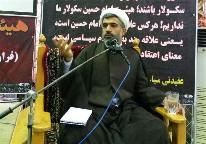 حجت الاسلام محمدحسن عبدی عقیدتی سیاسی ارتش