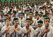 همایش رهروان شهید فهمیده در مدارس بوشهر برگزار شد