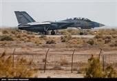 اورهال یک فروند جنگنده F-14 در پایگاههوایی اصفهان