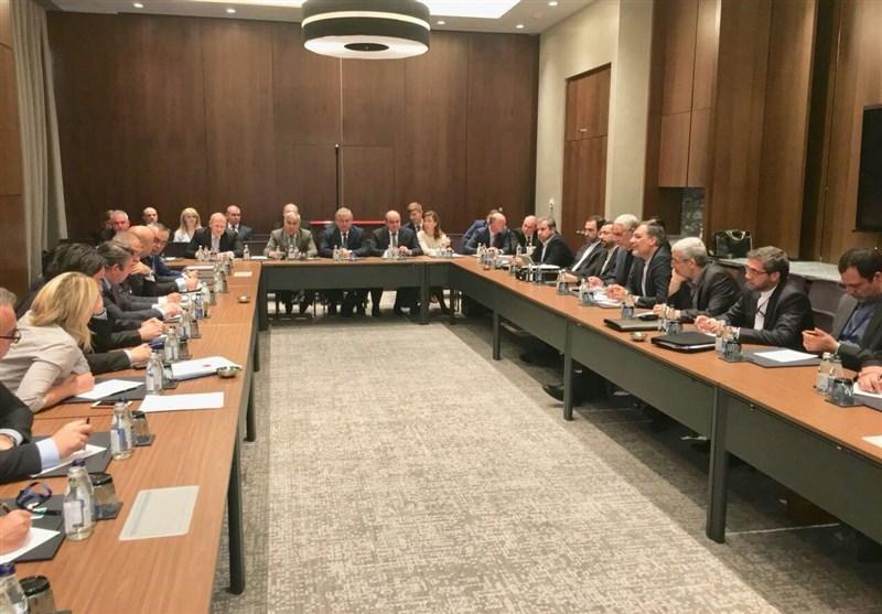 بیانیه مشترک ایران، روسیه و ترکیه در پایان نشست آستانه 7/ تاکید بر تشکیل کنگره گفتوگوی ملی