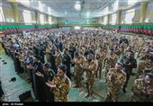 Commander Highlights IRGC's Up-to-Date Plans for Protecting Officials, Vital Places