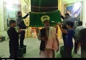استقبال آستان قدس رضوی از زائران پاکستانی در سیستان و بلوچستان