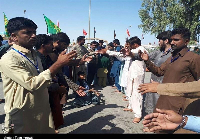 سیستان و بلوچستان| بیش از 67 هزار زائر پاکستانی اربعین از طریق میرجاوه وارد ایران شدند