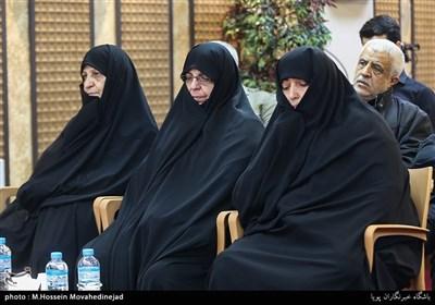 نکوداشت چهار شهید مداح