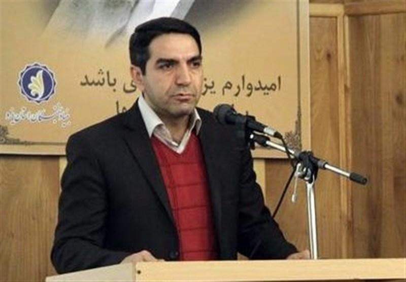 مصطفی شاه نظری رئیس بنیاد نخبگان یزد