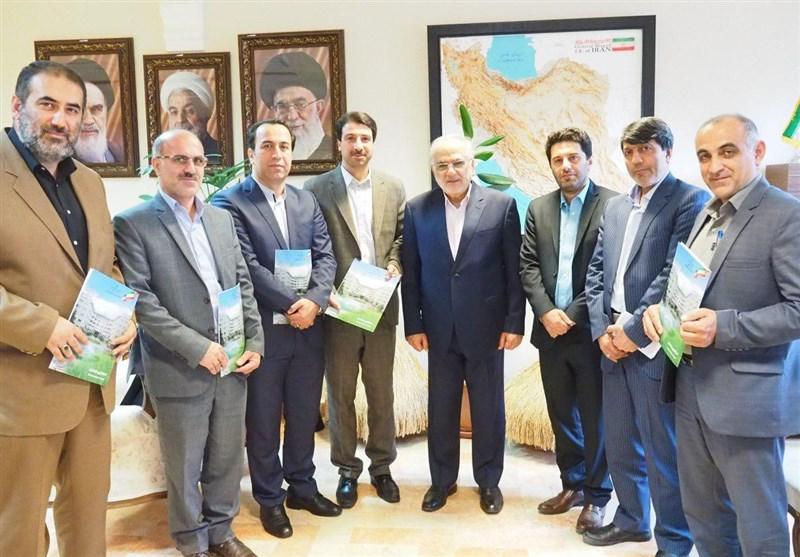 احکام شهرداران 6 شهر مازندران صادر شد