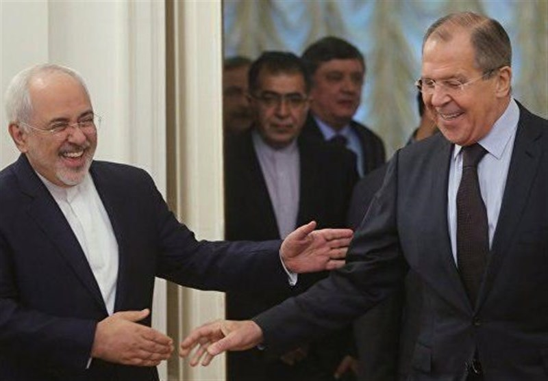 Iran's Zarif, Russia's Lavrov Hold Phone Talks