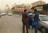 Offices, Schools Closed in Iran's West, Southwest Due to Dust Pollution