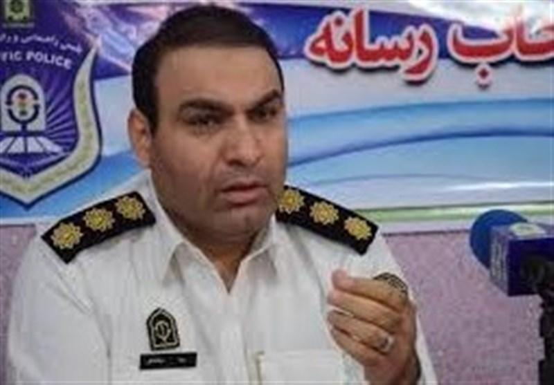 رئیس پلیسراه خوزستان: هیچ مشکل یا گره ترافیکی در محورهای خوزستان وجود ندارد