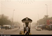 Iran Cancels Arbaeen Flights to Iraq Due to Dust Storms