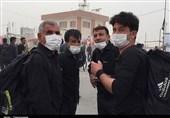 توزیع رایگان 1.5 میلیون ماسک نانو بین زائران اربعین