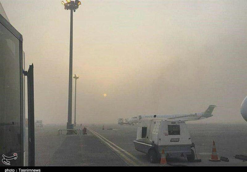 سرگردانی مسافران در فرودگاه بینالمللی اهواز تمامی ندارد
