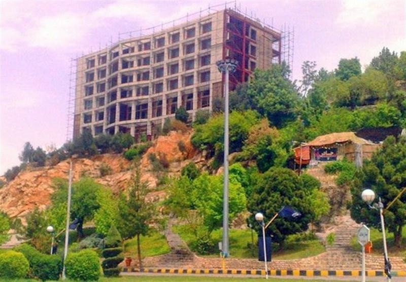 ماجراهای ادامهدار هتل صخرهای خرمآباد؛ پروژهای که پس از 20 سال تکمیل نشد