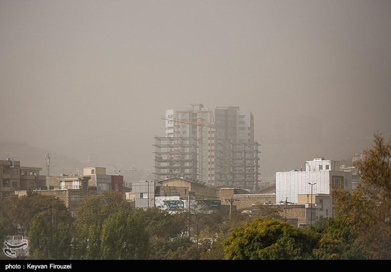 آلودگی هوا- سنندج
