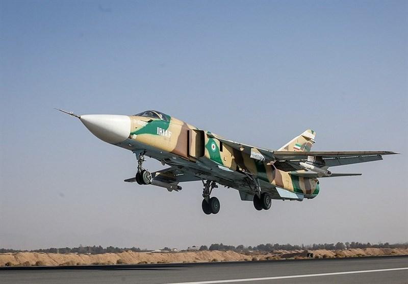 اورهال یک فروند جنگنده سوخو 24