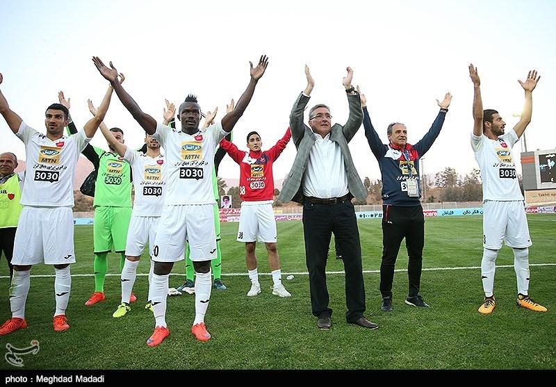 برانکو در بحبوحه تمدید قرارداد بهدنبال رکوردشکنی مقابل یک تیم چِغر