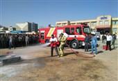 8 تیم عملیاتی اردبیل برای امدادرسانی به زلزلهزدگان استان کرمانشاه اعزام شدند