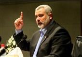 هنیه: حماس به تمامی تعهدات خود در قبال آشتی ملی عمل کرد