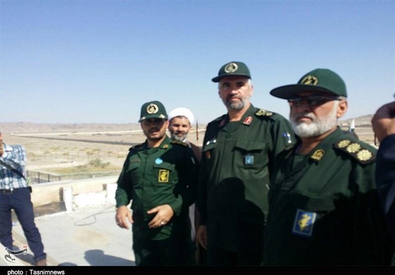 زلزله کرمانشاه| سردار فضلی عازم مناطق زلزله زده شد