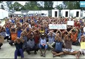 PNG Police End Long Standoff with Refugees at Australia Detention Camp