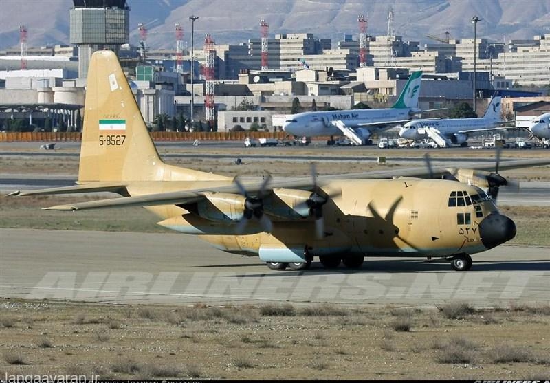 زلزله کرمانشاه|چهارمین گروه از مصدومان زلزله کرمانشاه وارد فرودگاه مهرآباد شد
