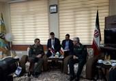 سرلشکر باقری با رئیس ستاد ارتش روسیه دیدار کرد