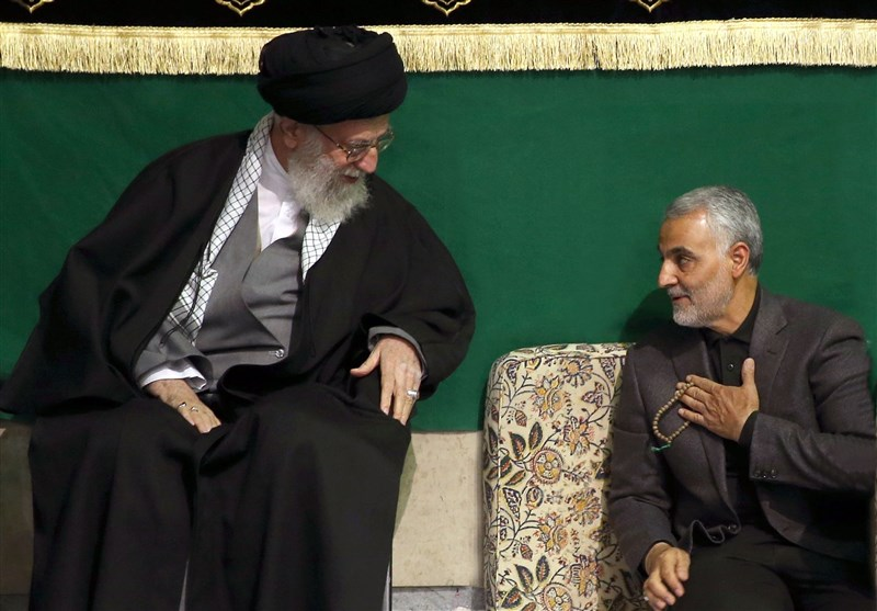 Leader: Fall of Daesh Also ABlow to US, Terrorism Supporters