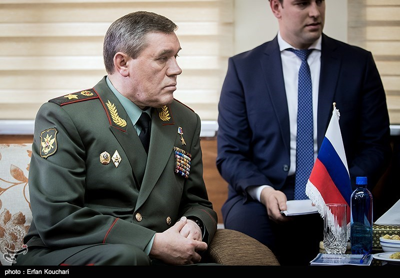 Top Russian General Says Moscow to Respond If US Strikes Syria