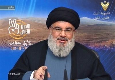 بالفیدیو.. السید نصر الله یحذر الصهاینة
