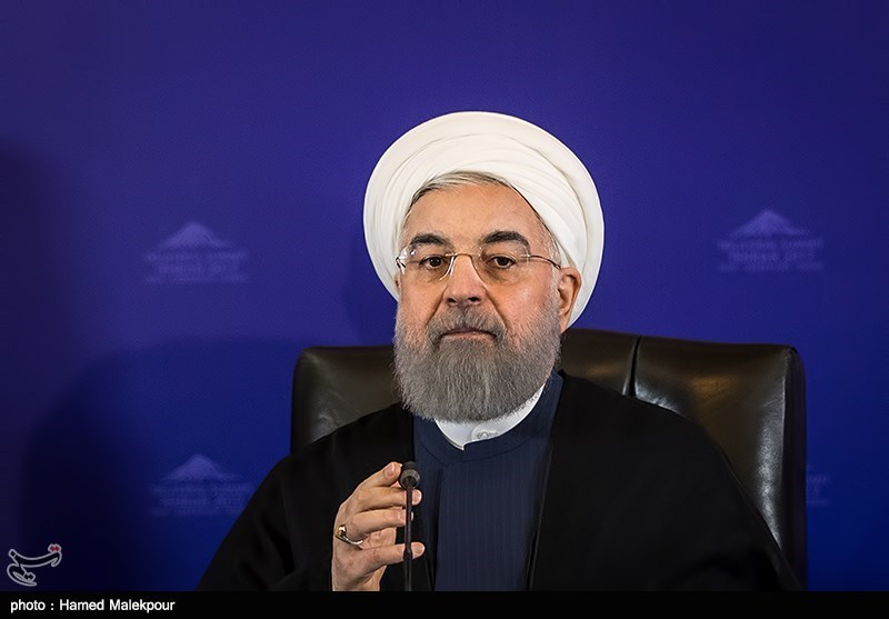 Iran after Extensive Interaction with World: President Rouhani