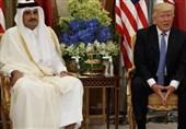 نگاه روز| سفر امیر قطر به آمریکا؛ تداوم جدال دوحه و ریاض بر سر حوزه نفوذ