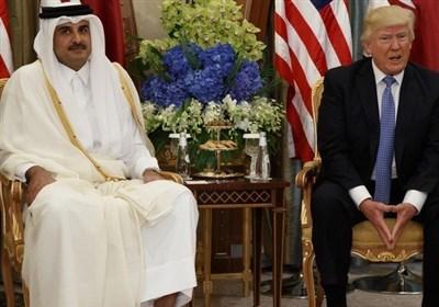ترامپ: مناسبات با قطر در بهترین حالت خود قرار دارد