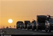 آغاز محدودیتهای ترافیکی در مرز مهران