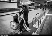 نهادها قانون 3 درصد استخدام معلولان را اجرا کنند/گلایه معلولان در سالن اجلاس سران