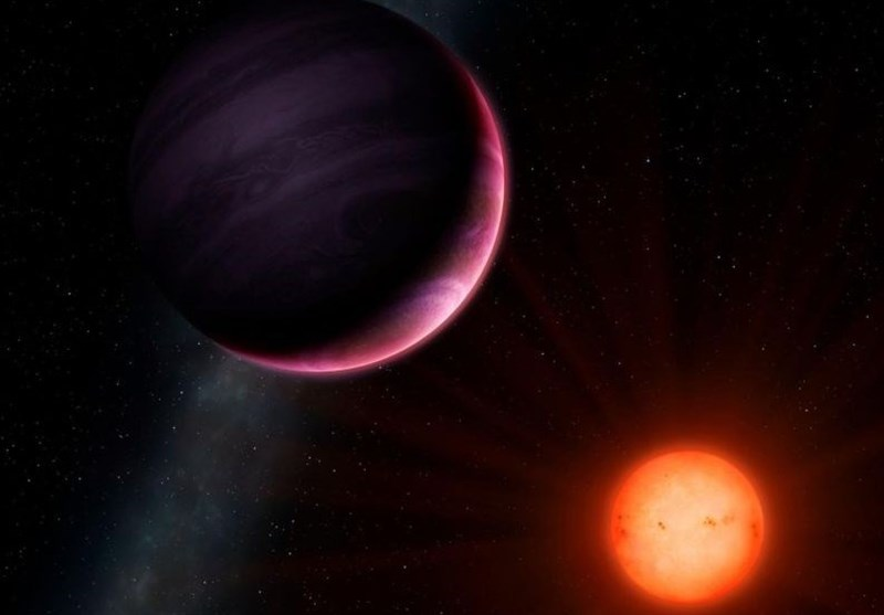 Huge Planet Found Orbiting Dwarf Star