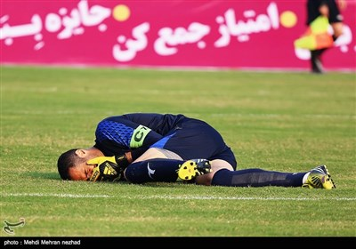 حسینی: یک هفته است که نتوانسته ام تکان بخورم/ نمی دانم شایعه تمارضم از کجا آمده است