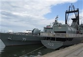 Iran Navy to Arm Vessels with Point-Defense System