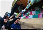 تشییع 54 شهید تازهتفحصشده ناجا در نمازجمعه تهران