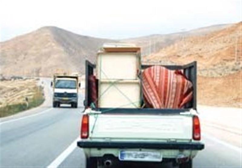 جمعیت روستاهای استان فارس آب میرود