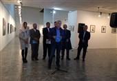 نمایشگاه آثار هنرمندان ایرانی در آلبانی افتتاح شد