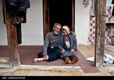 سالمندان روستای لیوان -گرگان