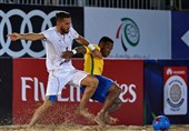 مرادی: جوانگرایی برای آینده تیم ملی فوتبال ساحلی خوب است