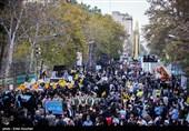 ایران اسلامی امروز به خروش درمیآید/حضور باشکوه؛ پاسخ ملت انقلابی ایران به تحریمهای «ترامپ»