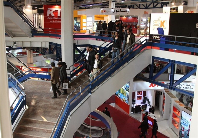 Iran Hosts Int'l Electricity Exhibition
