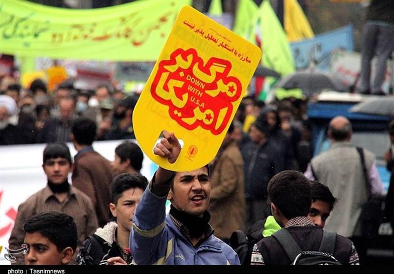 راهپیمایی ضدآمریکایی فردا در یزد برگزار میشود