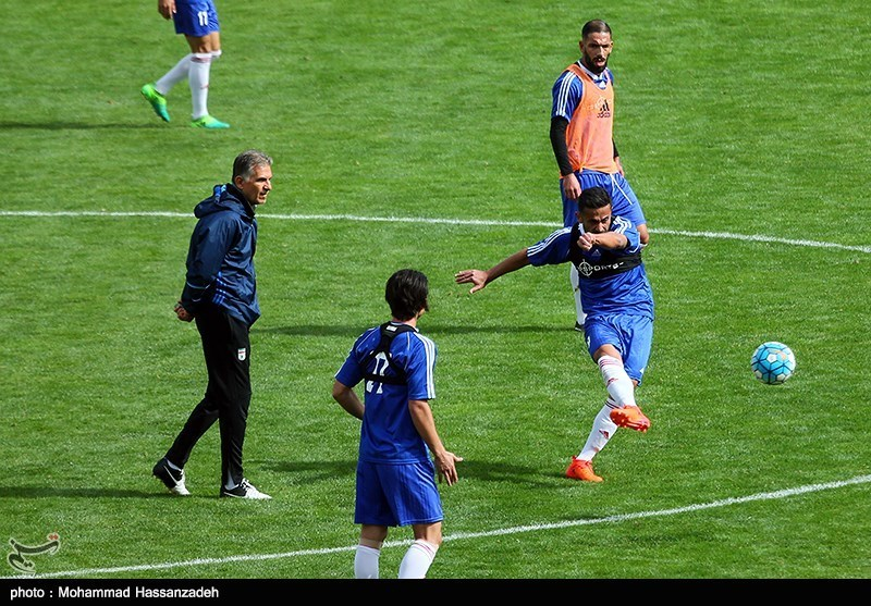 Iran Aims to Advance to World Cup Second Stage: AFC