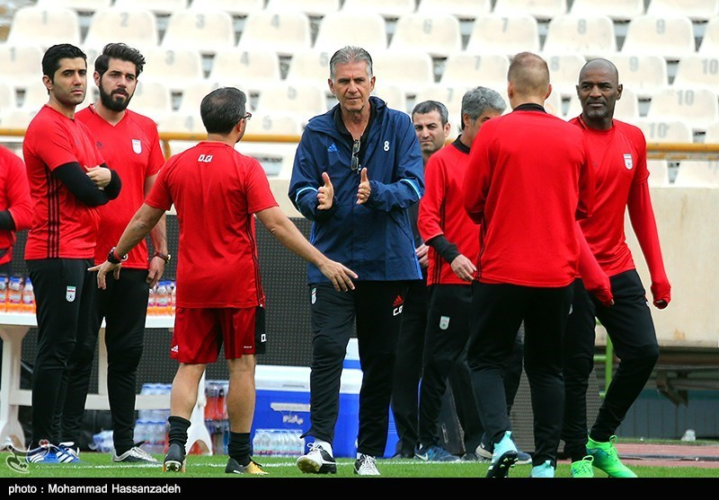 Iran to Hold Camp in Aspire Academy: Report