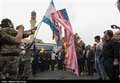 تهران| اراده پولادین ملت ایران تحریمهای آمریکایی را ذوب میکند+فیلم